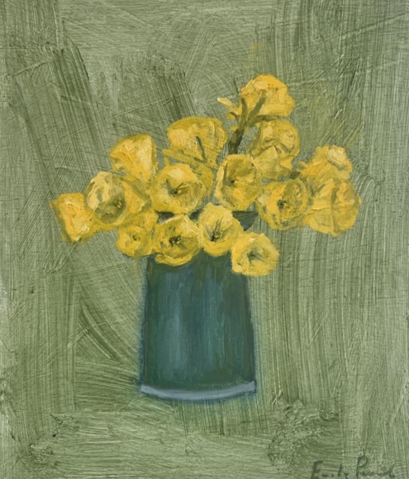 Trumpet Daffodils